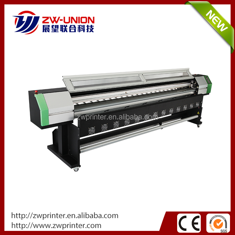 2017 Best high speed polyester fabric sublimation large format tarpaulin printer