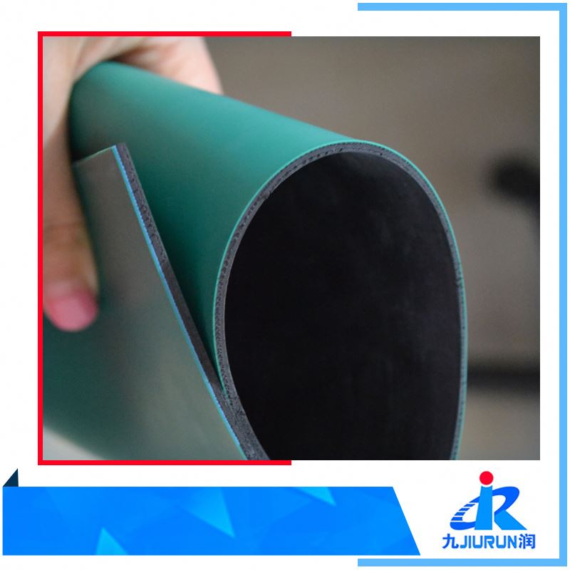 Two Layers Rubber Esd Anti-Fatigue Floor Mat