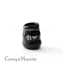 Black Ceramic Toothpick Holder, Portable Toothpick Container