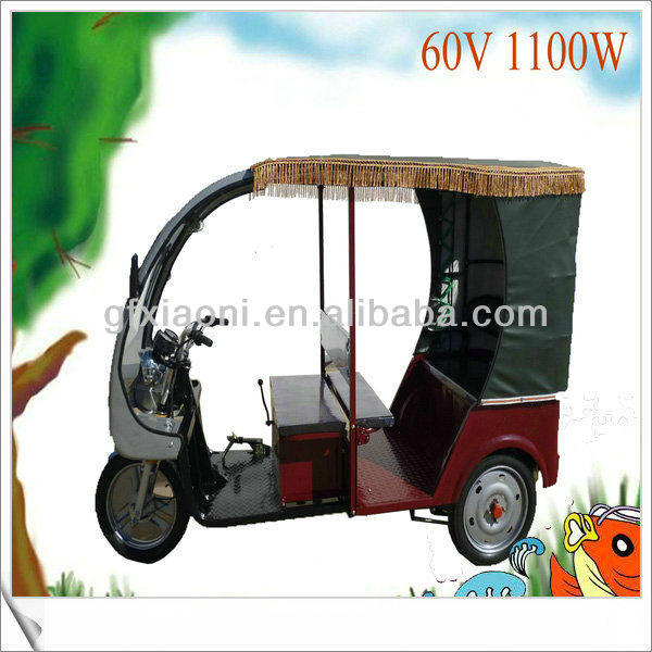 electric industrial vehicle