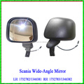 Truck Accessories Wide Angle Mirror Suitable for Scania 1732782 1732783