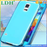 Transparent Clear Crystal Case For Samsung Galaxy S5 SV i9600 Hard Thin Full Protection Mobile Phone Cover For Galaxy S 5 SV