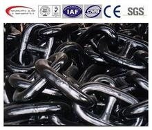 Large Steel Marine Stud Link Used Anchor Chain