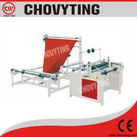 CP-1200FD Triangle Plastic Film Folding Machine