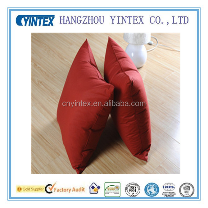 China Supplier Soft Feather Sofa Cushion