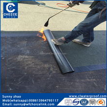 3mm 4mm APP modified bitumen underground waterproof membrane