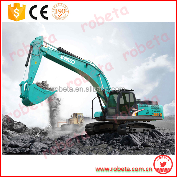 The intelligent kobelco digging machine/construction