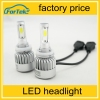 Factory price high power high lumen All In One car led headlight bulb h4 h7 all models available
