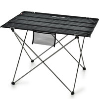 Folding Camping oxford fabric aluminium tables price