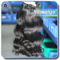 Hot selling natural raw body wave indian virgin hair wholesale cabelo humano barato