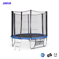 cheap 8ft Trampoline and Enclosure