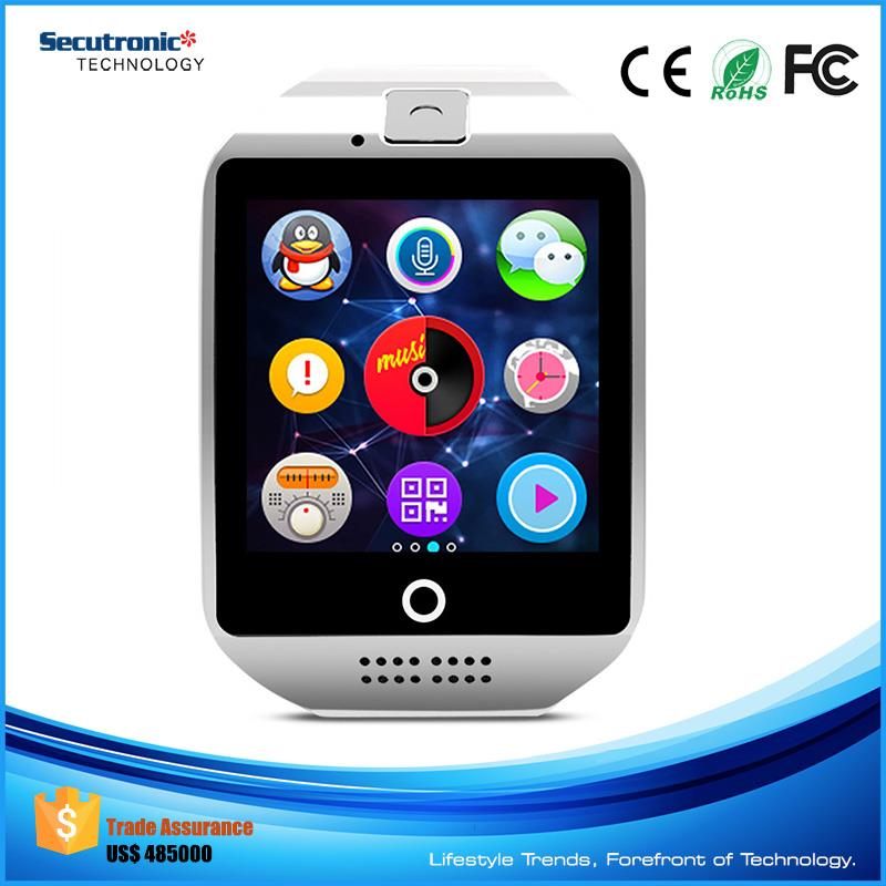 Alibaba Hot Products G2 Bluetooth and Nfc MTK6260A Nucleus Os Smart Watch with Heart Rate