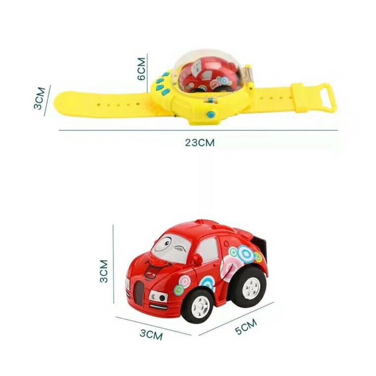 2018 new toy mini smart watch voice remote control car for kid