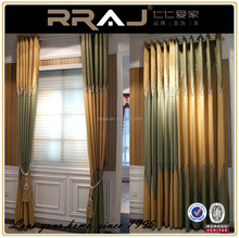 Home Indoor blackout bedroom linen curtain