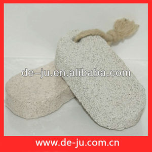 Cheap Small Brick Pumice Stone With String Pure Pumice