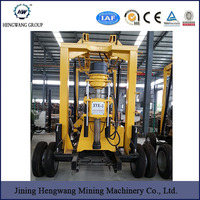 High quality 200m depth best price water well drilling rig for sale HW-230 Strongly recommend