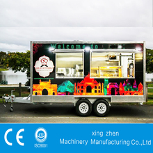 Highly catering Mobile Food van for Sale