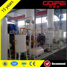 Plc Operation Transformer Oil Regeneration To Gasoil Machine