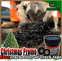 Christmas Promo Go Green asphalt cold patching material / asphalt cold patch