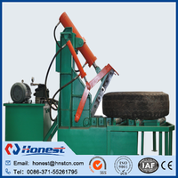 Waste Tire Recycle Machine Used Tire