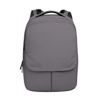 new fashion simple laptop backpack school 5 colors child bag from Guangzhou alibaba