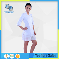 Fashion Women Beautician Uniform