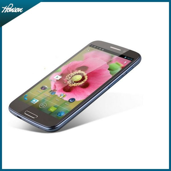 ZP900 MTK6577 dual core android mobile phone 5.3 inch IPS screen