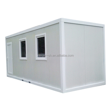 china prefab cheap flat pack portable cabin 20ft container house