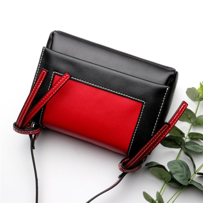 Latest Design genuine leather lady shoulder bag women bags_13