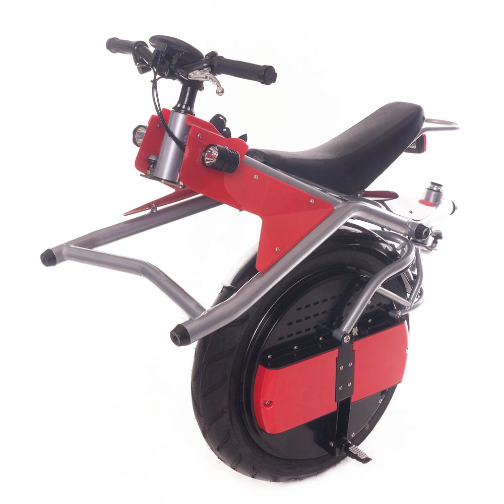 motorcycles for sale Most strong 24inch 1wheel electric motorcycle 4000W electric chariot scooter with seat