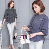 Zm53736a Spring New Design Normal Blouse
