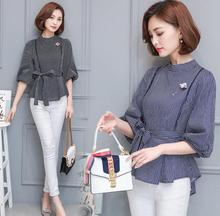 zm53736a spring new design normal blouse latest styles clothing women blouse