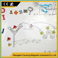 Latest new model Inexpensive Products 2-in-1 fix magnetic whiteboard