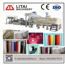 TJ-950 pet sheet extrusion line machine