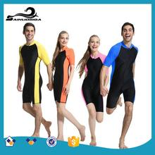 Professional baby shorty wetsuit with low price