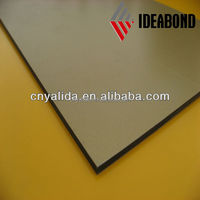China Guangdong PVDF nano acp factory price aluminum composite panel