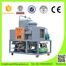 used hydraulic oil purifier