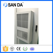 telecom industrial 220VAC solar air conditioner cooler for outdoor telecom battery