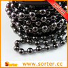 8mm and 10mm metal beaded ball chain window door curtain