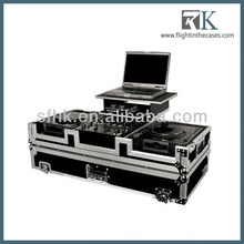 Best hardwares and Turntable coffin case mixer dj flight case, dj coffin in RK