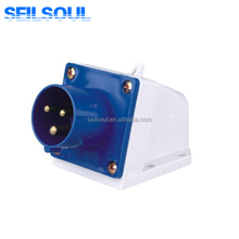 SSL-513 New Quality explosion proof industrial receptacle plug &socket&connector 63A/125A