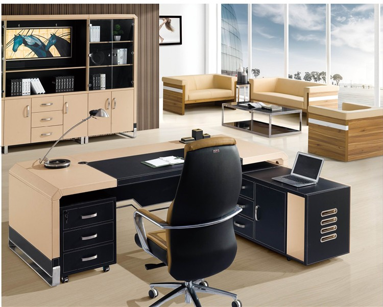 dernier mod le chinois gestionnaire bureau table f68 patron tables de bureau mobilier de bureau. Black Bedroom Furniture Sets. Home Design Ideas