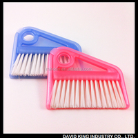 Plastic Mini Hand Broome with Dustpan Set For Table