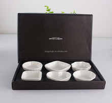 wholesale dishes and plates porcelain disposable restaurant catering serving dishes set