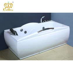 Hot sale new round acrylic bathtub,indoor whirlpool bathtub sex body massage spa