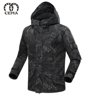 Adults unisex waterproof outdoor clothing women softshell jacket