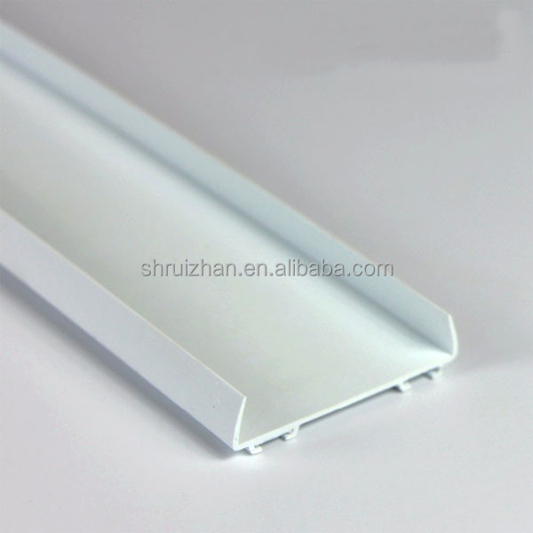 Good price UPVC/PVC hardware profile, China cmpany PVC strip