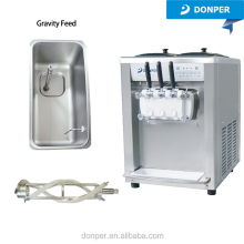 Donper soft ice cream making machine prices D630