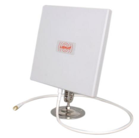14DB 14dbi Directional Antenna Panel Antenna SMA Wireless LAN routing Waterproof Thicker Aluminum Stand Holder And Cable