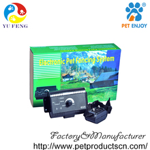 Outdoor Electronic Pet Dog Fence System Collar, Protable Electric Fence Dog Collar, Cheap Dog Run Fence